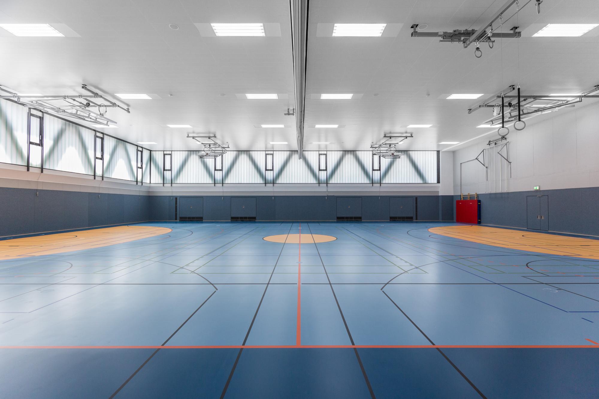 2-Fach Sporthalle